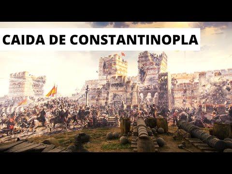 La Caída De Constantinopla En Video