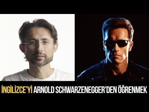 İngilizce'yi Arnold Schwarzenegger'den öğrenmek