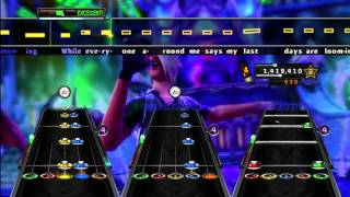 All I Want - A Day To Remember Expert+ Full Band Guitar Hero: Warriors of Rock