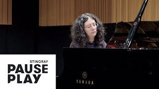 Alexandra Stréliski   Burnout Fugue & Overturn | Live @ Stingray PausePlay