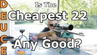 Is The $99 Mossberg 702 Plinkster Any Good?