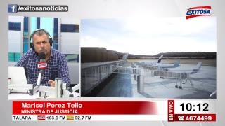 Exitosa Noticias 24 de mayo del 2017