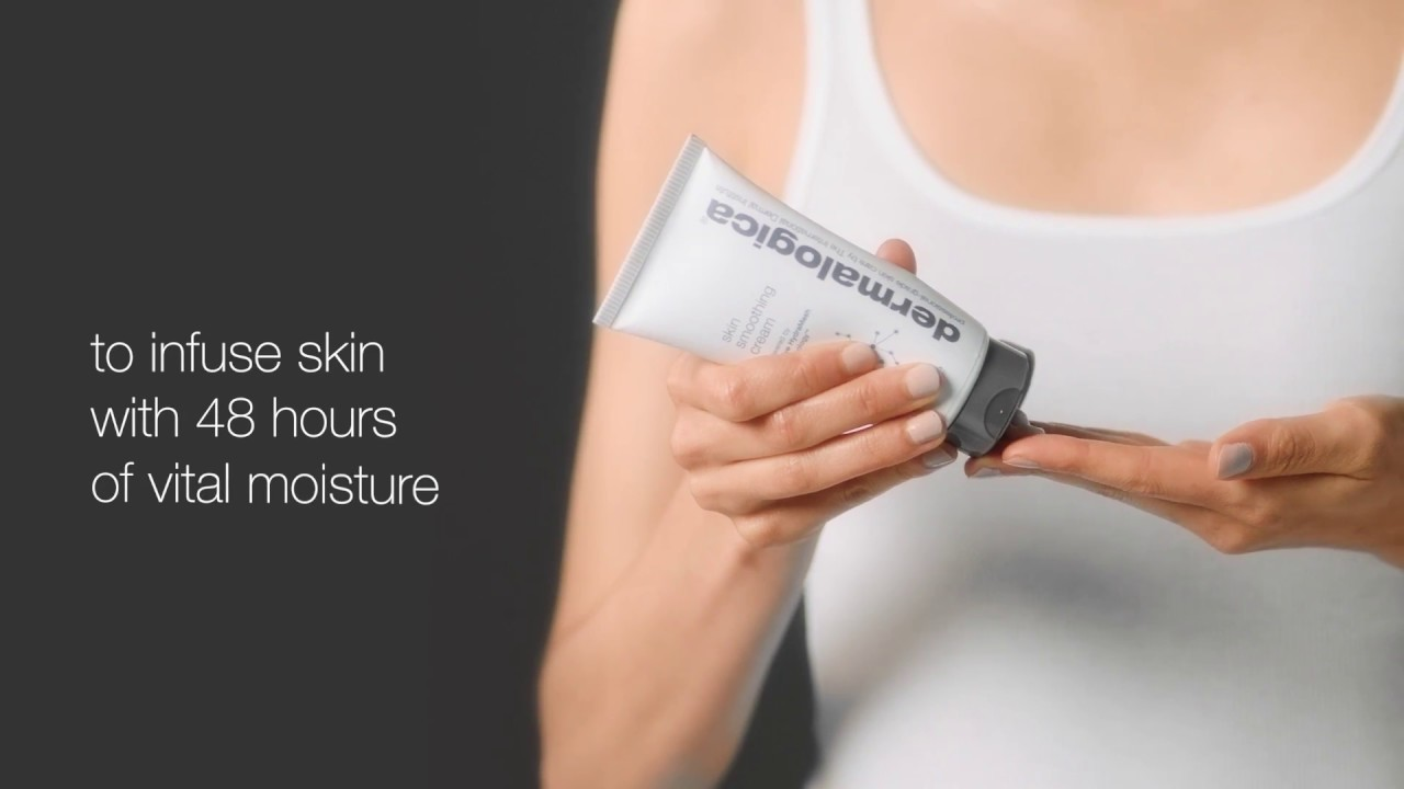 skin smoothing cream video