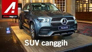 Mercedes-Benz GLE 450 2020 Indonesia | First Impression Review