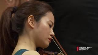 Bomsori Kim (Corée du Sud) - D. Chostakovitch : Concerto no 1, op. 99