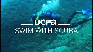 Diving tutorial UCPA #4 - How to swim with scuba