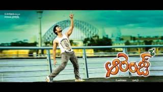 Orange Movie Song With Lyrics - Chilipiga Choosthavala  - Ram Charan Teja,Genelia D'Souza