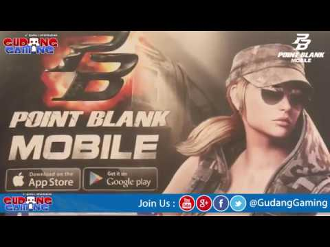 GGTV: Grand Launching Point Blank Mobile