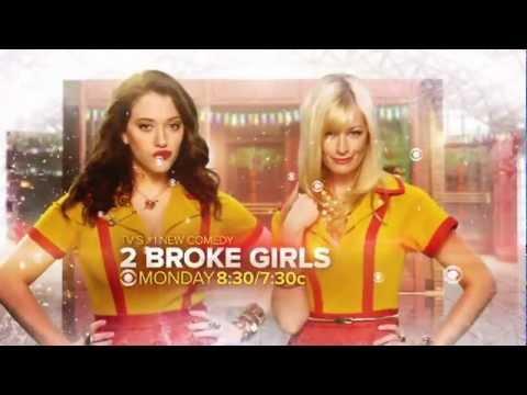 2 Broke Girls 1.10 (Preview)