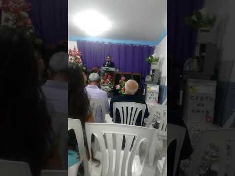 Pregador Antônio Carlos Junior de Barro Alto