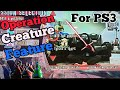 Operation Creature Feature For Ps3