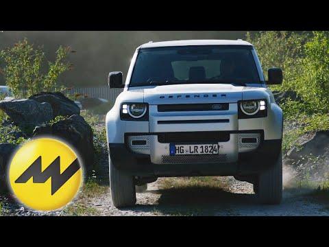 Ist der neue Defender so gut wie der alte Land Rover? | Motorvision