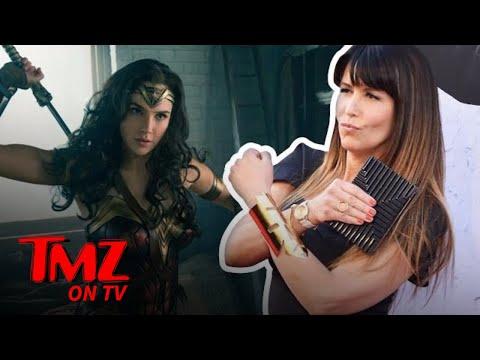 James Cameron vs. Wonder Woman Director Patty Jenkins   TMZ TV