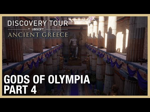 Assassin's Creed Discovery Tour: Gods of Olympia   Ep. 4   Ubisoft [NA]
