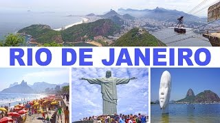 Videos van steden en landen als ecard, In this video i want show you Rio from my point..
