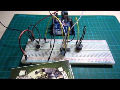ElectretTrigger