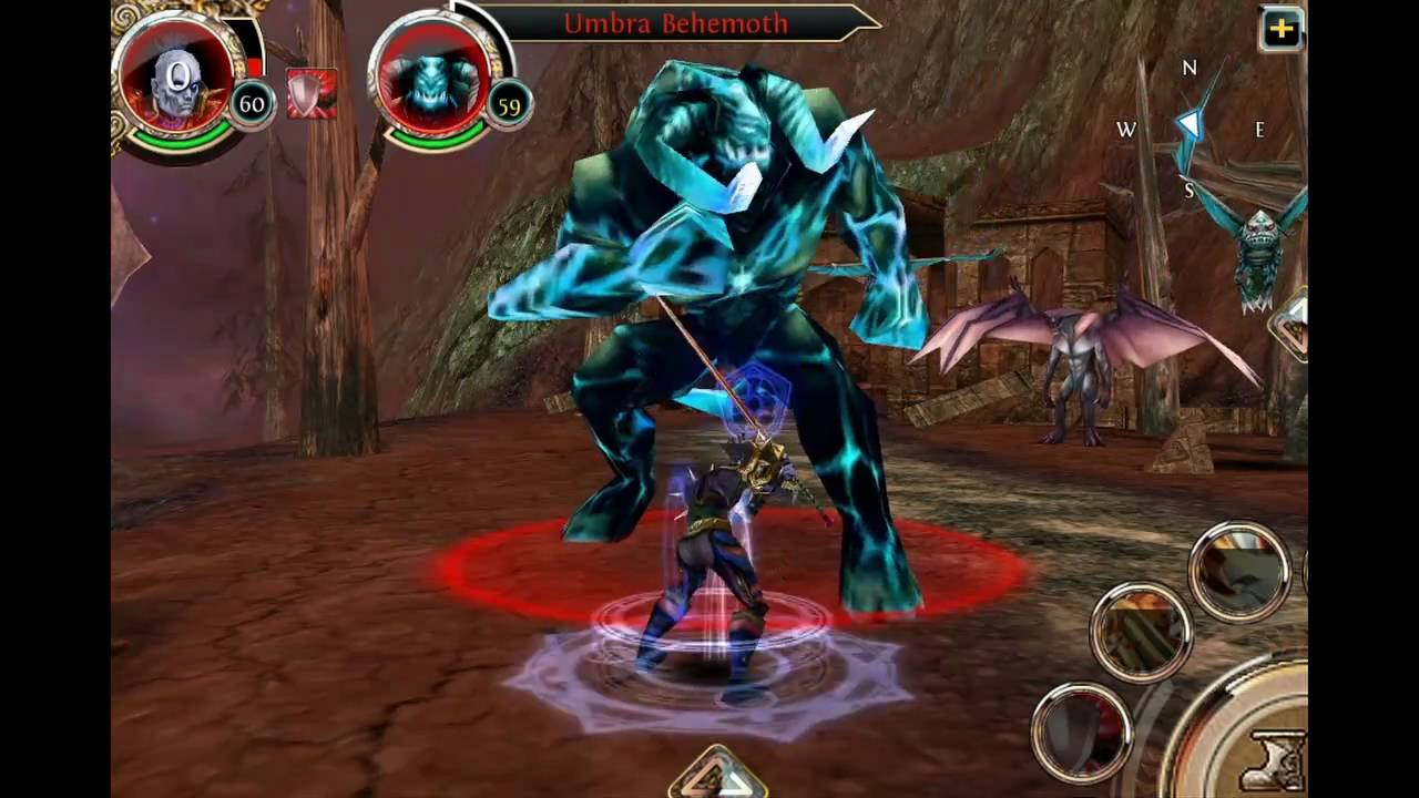 Order & Chaos Online Is Gameloft's Answer To World Of Warcraft