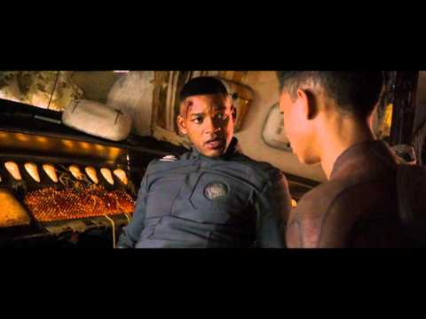 AFTER EARTH - Teaser Trailer
