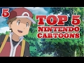 Top 5 Nintendo Cartoons TorchSheep