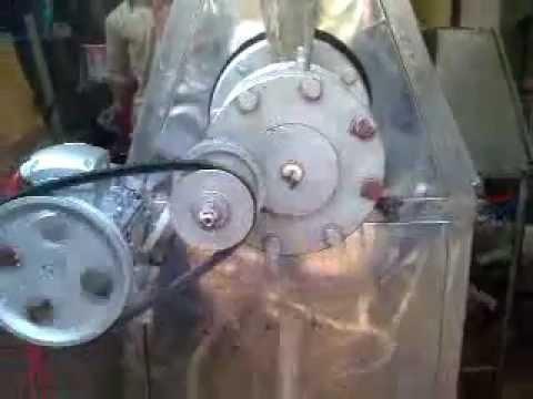 Maize Puff Snack Making Machine