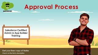 Understanding Approval Process in Salesforce | How to create an approval process?