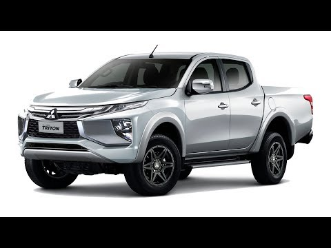 2019 Mitsubishi L200 Triton Facelift Flaunts Dynamic Shield Design Elements Autoevolution