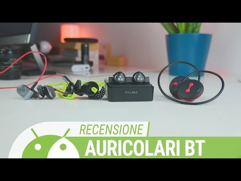 Cuffie Bluetooth: 4 alternative economiche alle AirPods! Recensione ITA TuttoAndroid