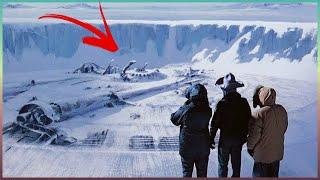 Coś dziwnego dzieje się na Antarktydzie!