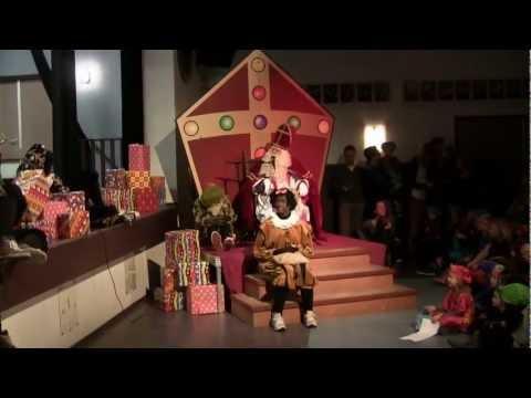 Tunnis.nl Sinterklaas op de Brink in Sint Anthonis