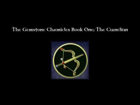 The Gemstone Chronicles Book One Book Trailer
