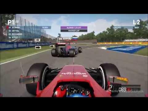 Видео № 0 из игры F1 Formula 1 2014 (Б/У) [X360]