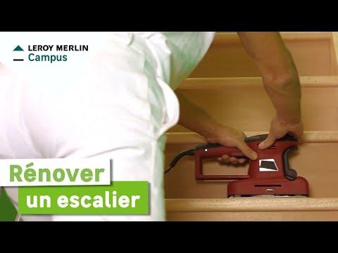 Decaper Un Escalier En Bois Vitrifie Dcaper Un Escalier
