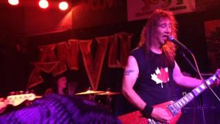 "Anvil - ""Metal On Metal"" - Live 2017"