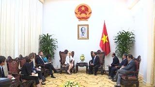 Tin Tức 24h: Thủ tướng Nguyễn Xuân Phúc tiếp Đại sứ Nhật Bản