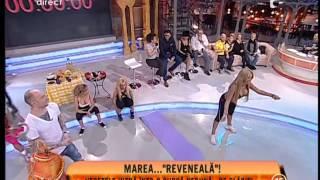 Ana Maria Mocanu, Simona Traşcă, Loredana Biţă, Denisa Biţă şi Daniela Gyorfi se întrec la s