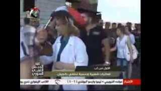 preview picture of video 'فعاليات شعبية و رسمية في طرطوس تحتفي بالجيش العربي السوري'
