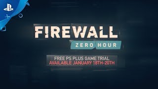 Firewall Zero Hour – Free Game Trial with PS Plus | PS VR
