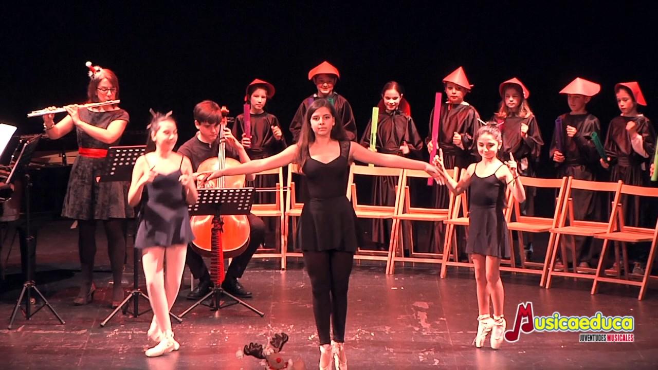 La Danza china de la Suite del Cascanueces - Concierto de Navidad 2016