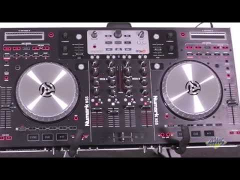 numark ns6 digital dj controller and mixer. Black Bedroom Furniture Sets. Home Design Ideas