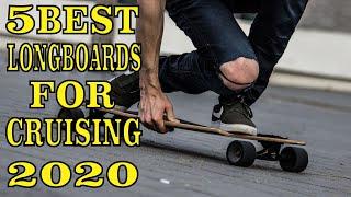 ✅ Top 5: Best Longboard For Cruising