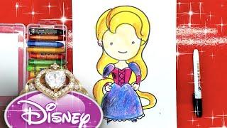 Рапунцель - принцесса Диснея