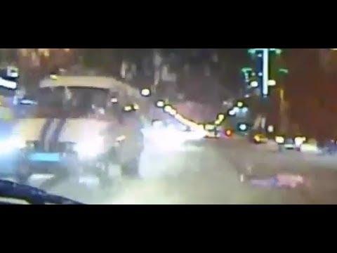 Инспектор ДПС с тремя пассажирами устроил погоню, проехал мимо лежащего на дороге ребёнка