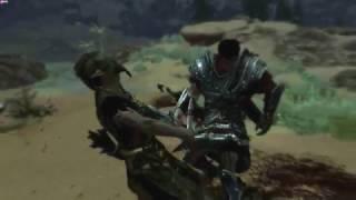 The elder skrolls V: Skyrim 18+