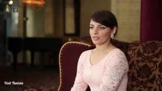 Sabrine Kesseh Miss Tunisie 2015 contestant introduction