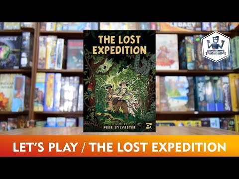 Play The Lost Expedition with Ali and Szöszi