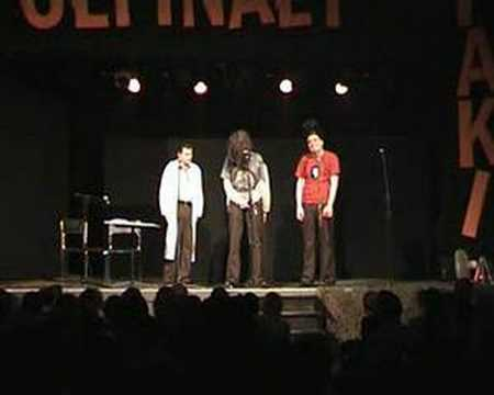 Kabaret Czesuaf - Ekolodzy