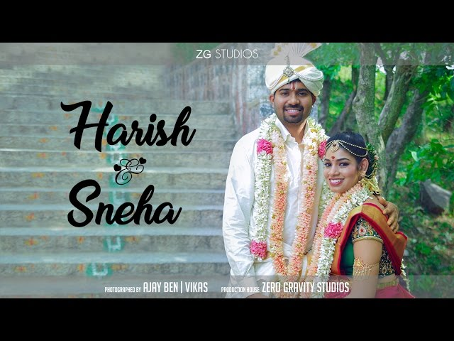 Harish & Sneha