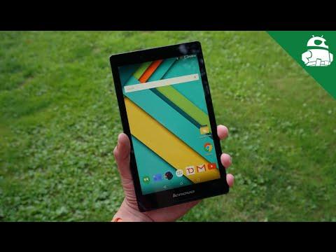 Видео-обзор планшетов Lenovo TAB 2 A8-50 и Lenovo TAB 2 A10-70