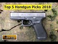 Top 5 Unique Handguns of 2018