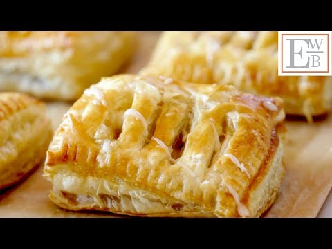 Beth's Apple Cinnamon Turnover with Puff Pastry | ENTERTAINING WITH BETH